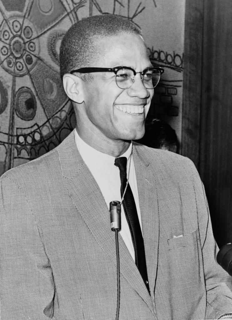 Malcolm X Spirit Guide