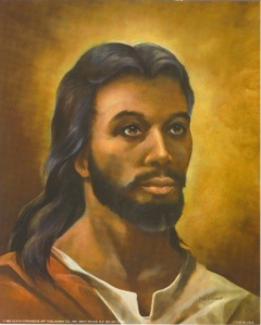 Black Jesus (as depicted in the film Red Tails)