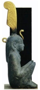 Maat (the Personification of Maa)