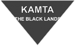 KAMTA - The Black Lands. Literally also known as the fertile region of Upper Kamit in the southern part of the country. Metaphorically, it symbolizes our Higher Self - represented by the white Hedjet crown of Kamit.