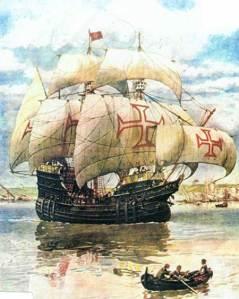 Portuguese ship