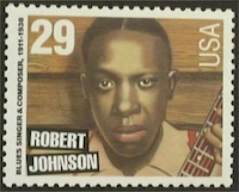 Robert Johnson the Blues Musician Who Supposedly Sold His Soul to Play the Guitar