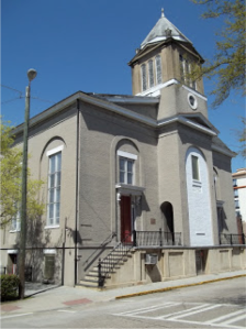 First African Baptist Church 1775