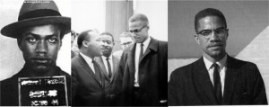 The Transformation from Malcolm Little to Malcolm X to  El Hajj Malik Shabazz