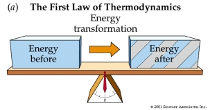 Law of Thermodynamics