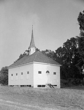 456px-Negro_Baptist_Church_Silver_Hill_Plantation