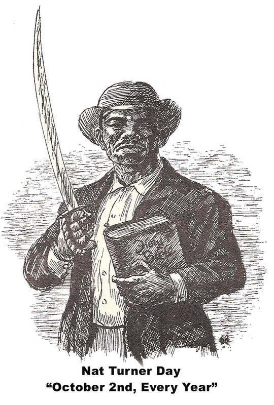 the rebellion of nat turner Nat turner (october 2, 1800 to november 11, 1831) was a slave who became a preacher and made history as the leader of one of the bloodiest slave revolts in america on august 21, 1831.
