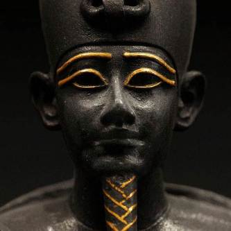 Osar as Lord of KAMTA (the Black Lands)