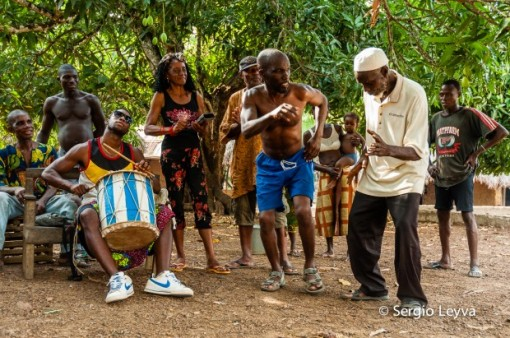 Afro Cubans Welcomed as Family in Sierra Leone