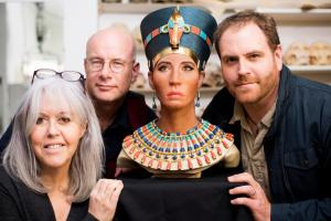 Nefertiti was white?