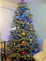Chakra christmas tree